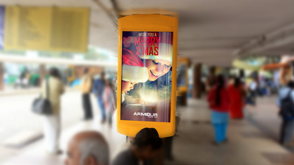 Digital Out-of-Home (DOOH) Advertising - Armour Digital OOH